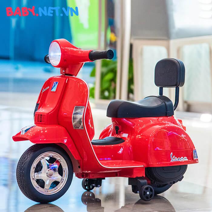 Xe điện Vespa cho trẻ A008 PX150 5