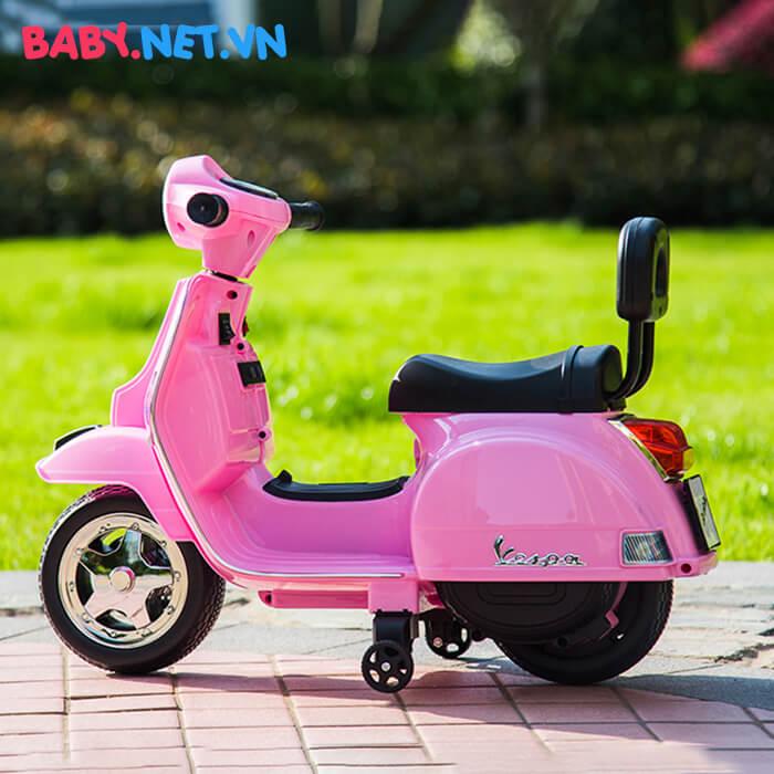 Xe điện Vespa cho trẻ A008 PX150 7