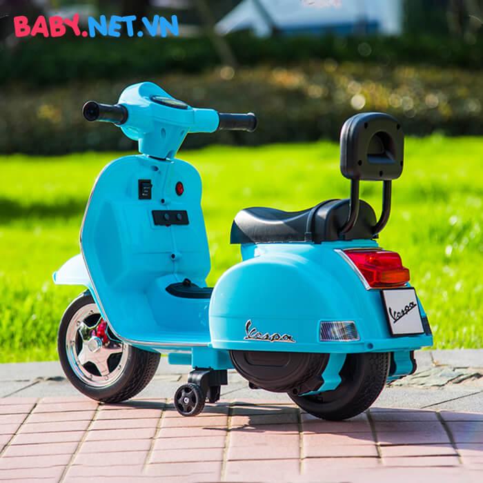 Xe điện Vespa cho trẻ A008 PX150 8