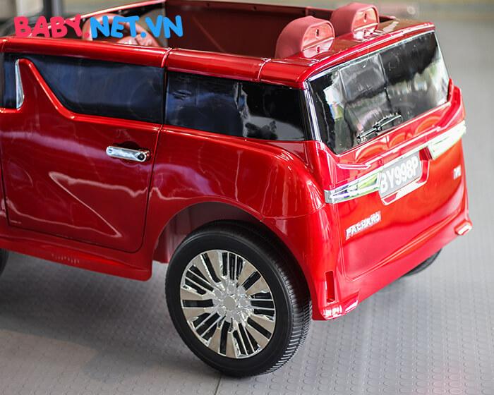 Xe hơi điện trẻ em BY998 15