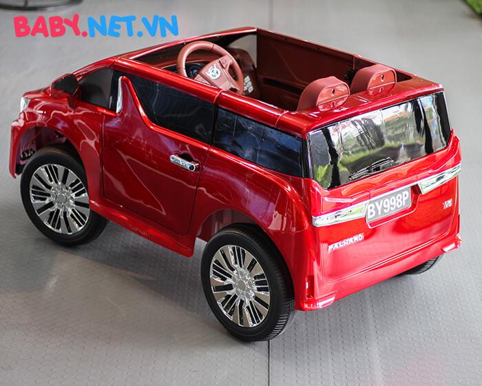 Xe hơi điện trẻ em BY998 9