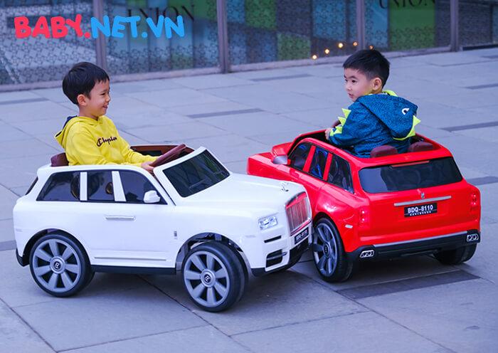 Ô tô điện cao cấp cho bé BDQ-8110 1