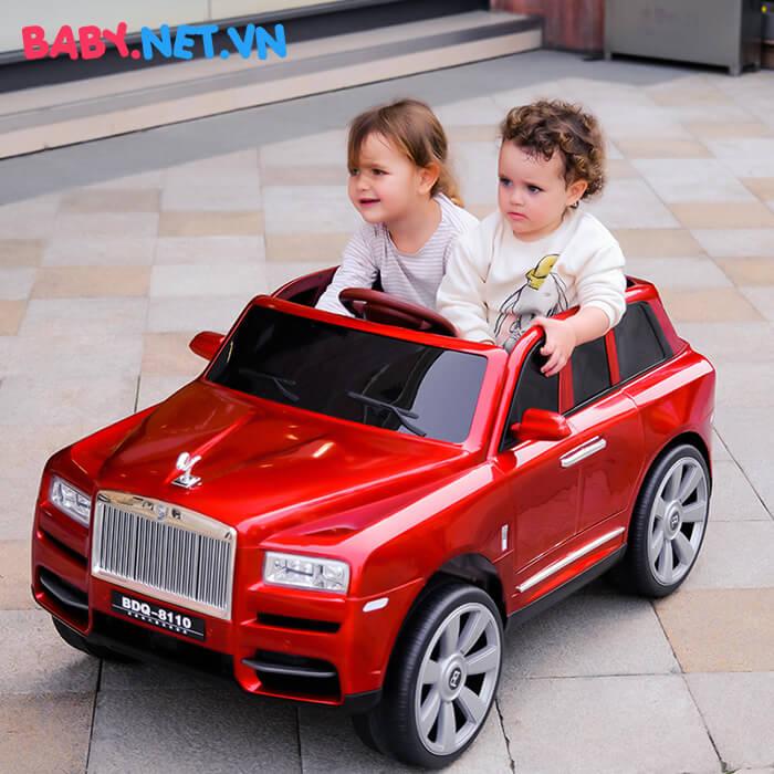 Ô tô điện cao cấp cho bé BDQ-8110 3