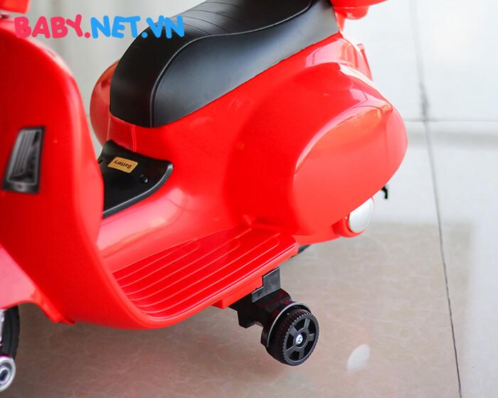 Xe điện vespa cho bé Q518 16