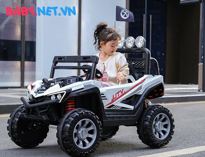 Xe địa hình chạy điện cho trẻ XGZ-1088 3