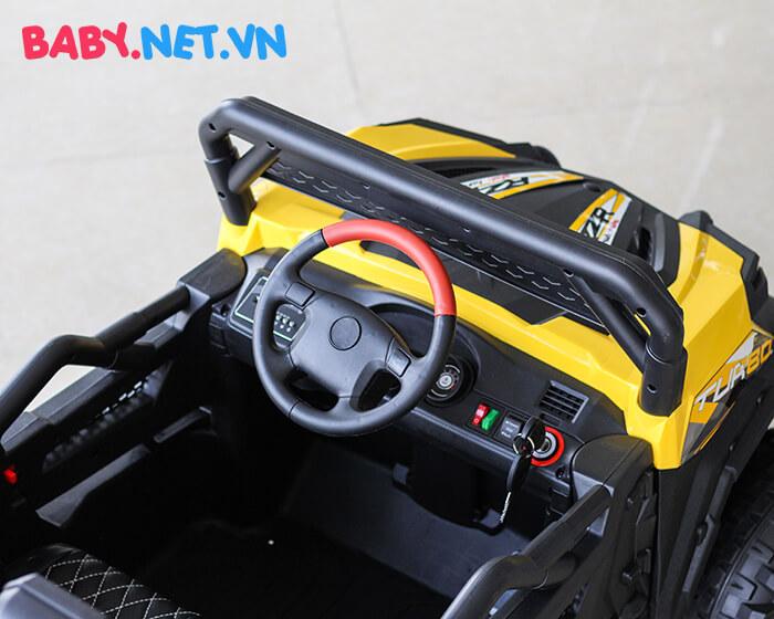 Xe ô tô địa hình chạy điện cho bé HC-301 10