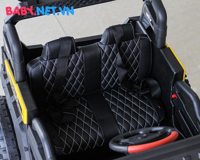 Xe ô tô địa hình chạy điện cho bé HC-301 14