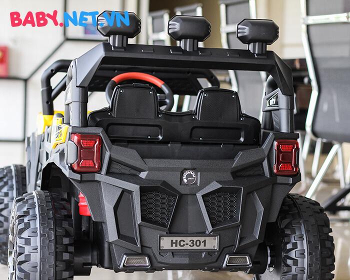 Xe ô tô địa hình chạy điện cho bé HC-301 16