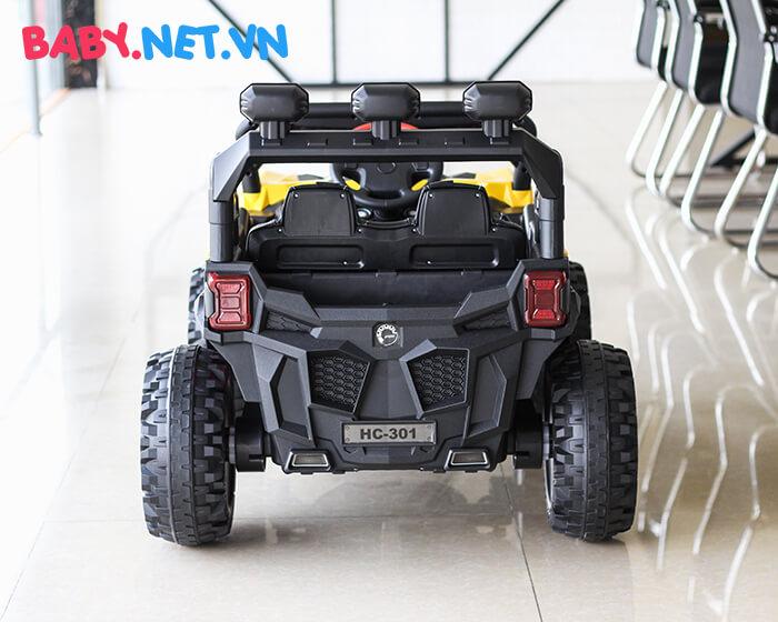 Xe ô tô địa hình chạy điện cho bé HC-301 5