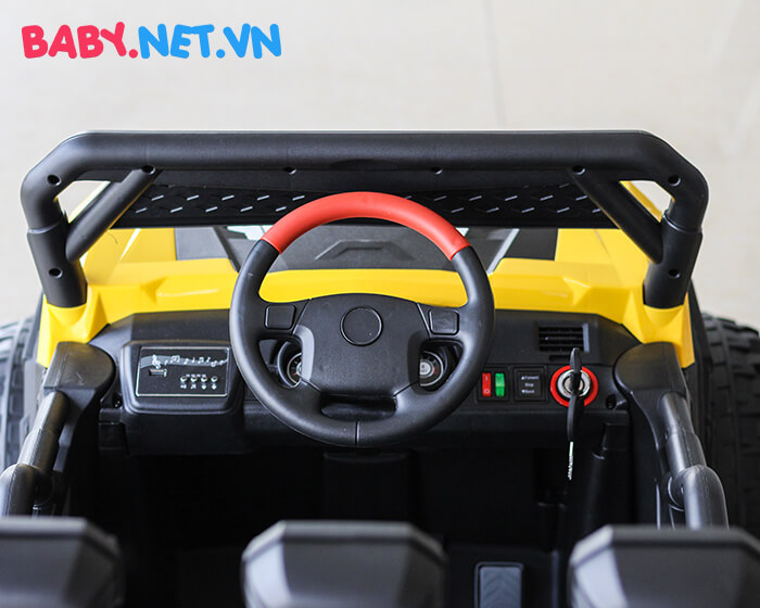 Xe ô tô địa hình chạy điện cho bé HC-301 9