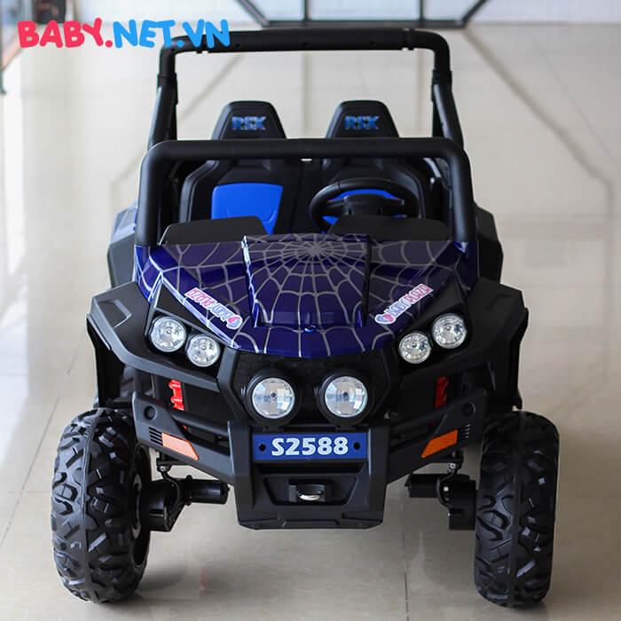 Xe ô tô điện địa hình khủng nhất S2588 2