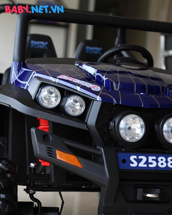 Xe ô tô điện địa hình khủng nhất S2588 4