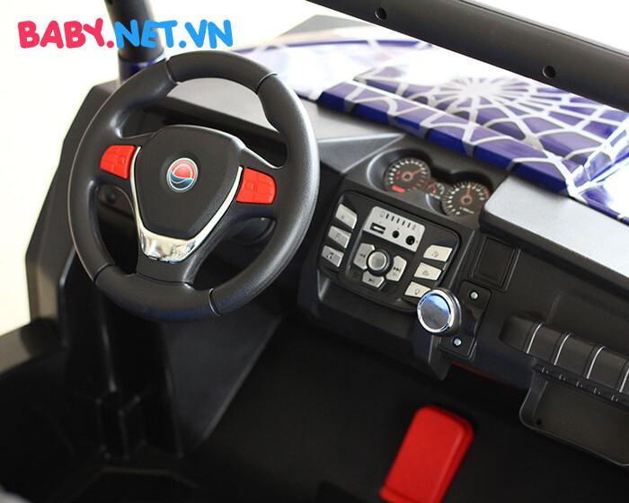 Xe ô tô điện địa hình khủng nhất S2588 5