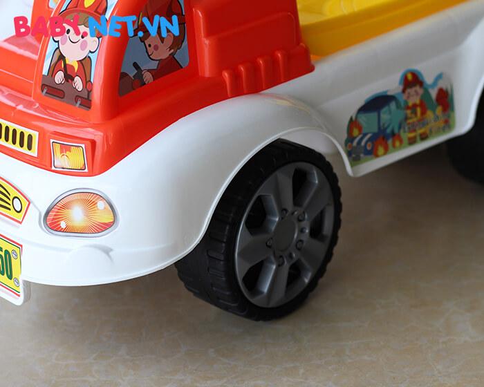 Chòi chân cứu hỏa cho bé QX-3350 10