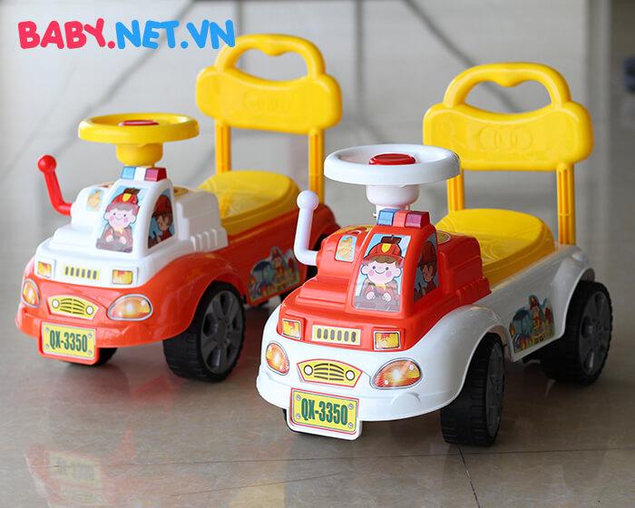 Chòi chân cứu hỏa cho bé QX-3350 2