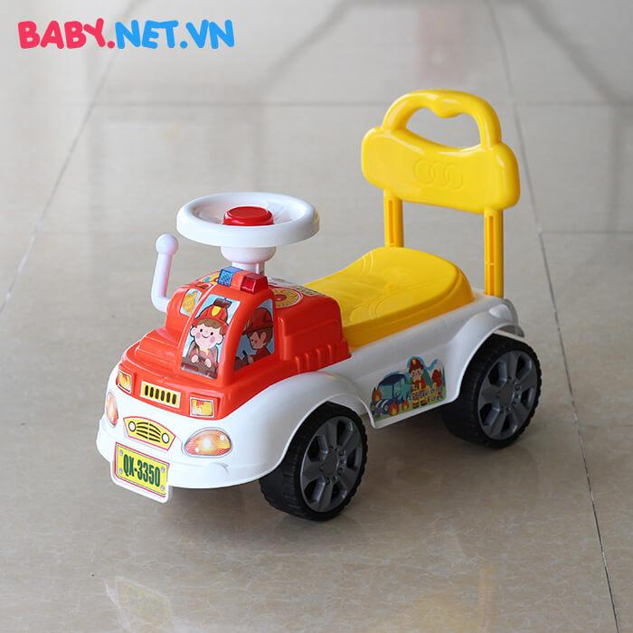 Chòi chân cứu hỏa cho bé QX-3350 3