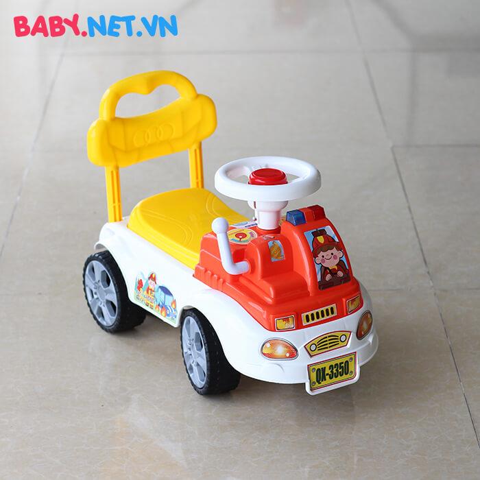 Chòi chân cứu hỏa cho bé QX-3350 4