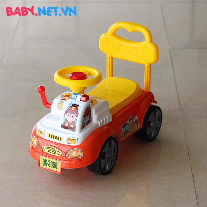 Chòi chân cứu hỏa cho bé QX-3350 5