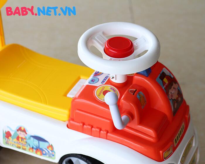 Chòi chân cứu hỏa cho bé QX-3350 7