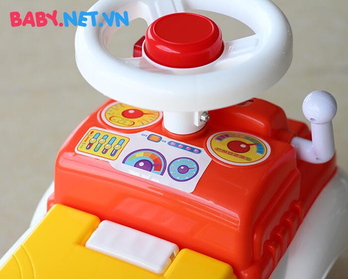 Chòi chân cứu hỏa cho bé QX-3350 9