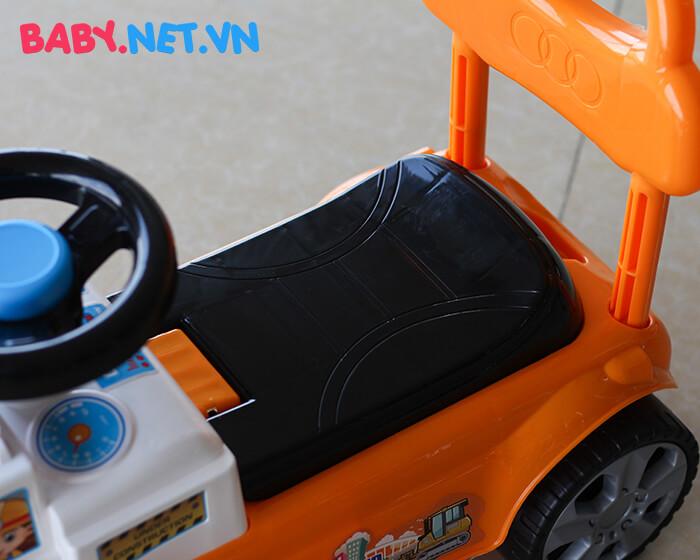 Chòi chân đồ chơi xe ủi đất QX-3355 5