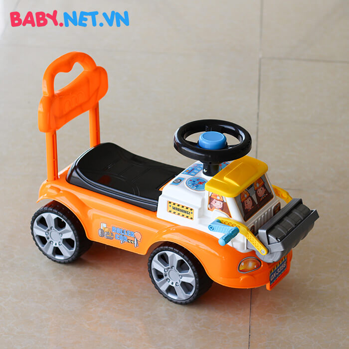 Chòi chân trẻ em xe lu QX-3356 1