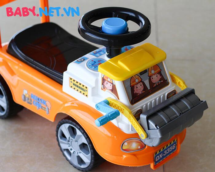 Chòi chân trẻ em xe lu QX-3356 2