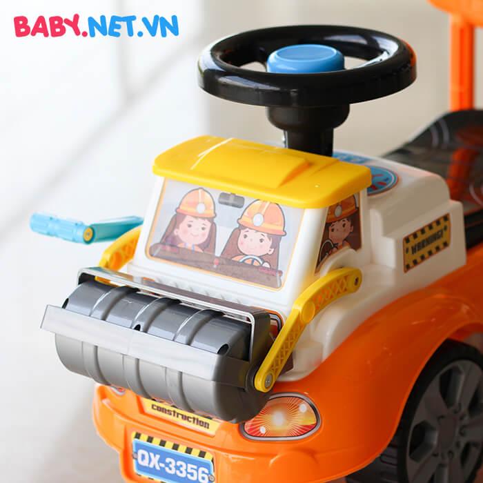 Chòi chân trẻ em xe lu QX-3356 3