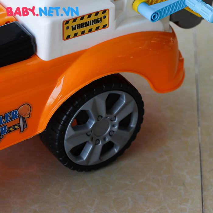 Chòi chân trẻ em xe lu QX-3356 5