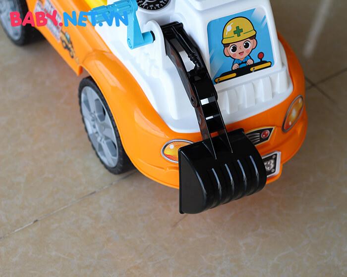 Đồ chơi chòi chân xe múc QX-3353 4