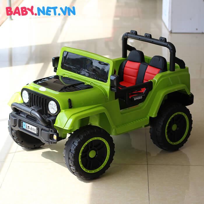Ô tô chạy điện địa hình trẻ em LB-888 10