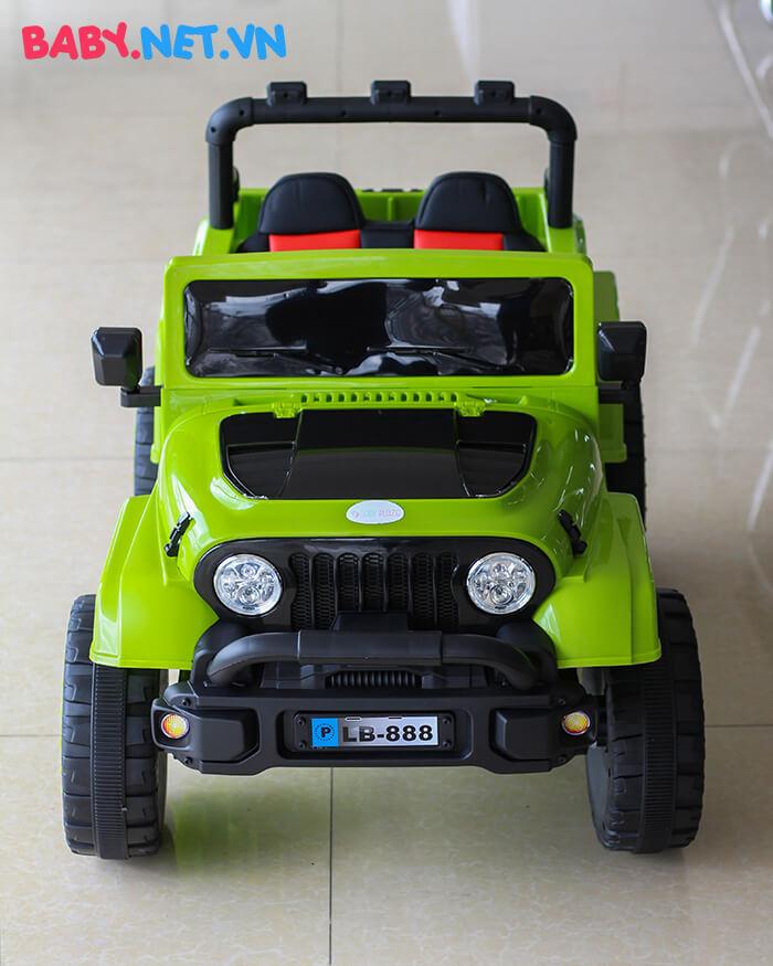 Ô tô chạy điện địa hình trẻ em LB-888 11