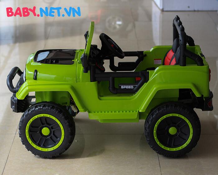 Ô tô chạy điện địa hình trẻ em LB-888 12