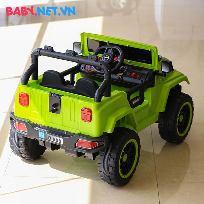 Ô tô chạy điện địa hình trẻ em LB-888 13
