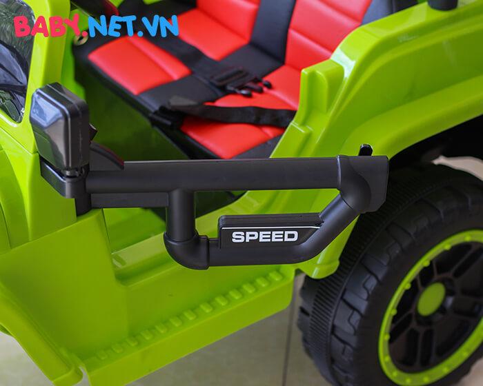 Ô tô chạy điện địa hình trẻ em LB-888 16
