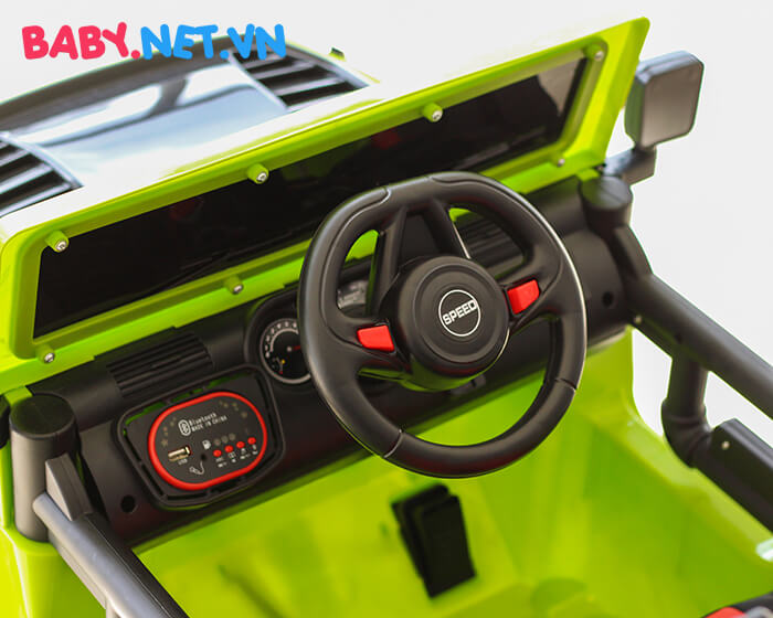 Ô tô chạy điện địa hình trẻ em LB-888 17