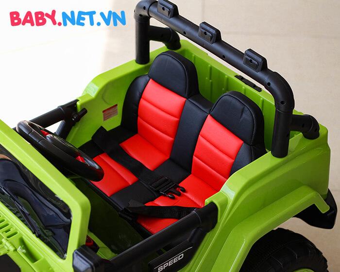 Ô tô chạy điện địa hình trẻ em LB-888 18