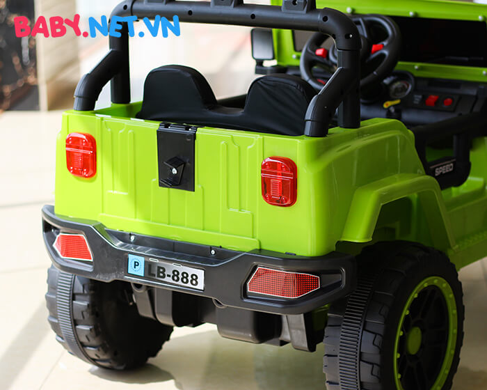 Ô tô chạy điện địa hình trẻ em LB-888 19