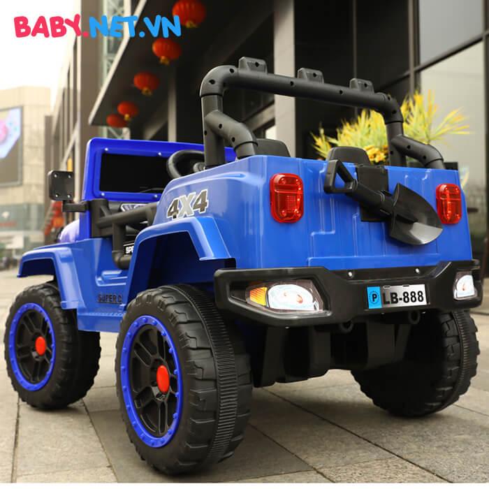 Ô tô chạy điện địa hình trẻ em LB-888 6