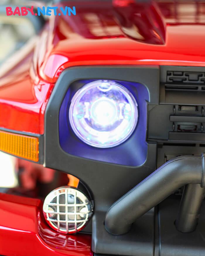 Ô tô điện cỡ lớn 2 chỗ ngồi LW-9199 10