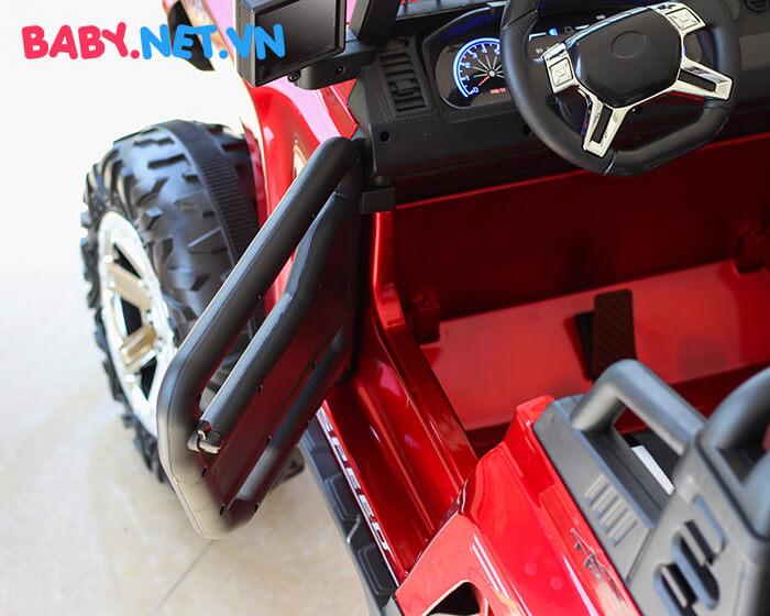 Ô tô điện cỡ lớn 2 chỗ ngồi LW-9199 13