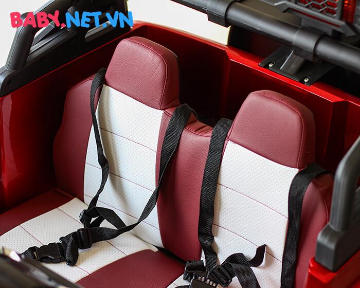 Ô tô điện cỡ lớn 2 chỗ ngồi LW-9199 15