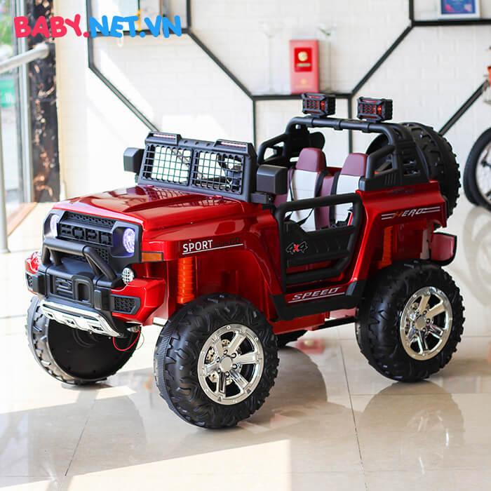 Ô tô điện cỡ lớn 2 chỗ ngồi LW-9199 6