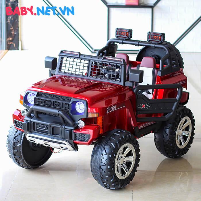 Ô tô điện cỡ lớn 2 chỗ ngồi LW-9199 7