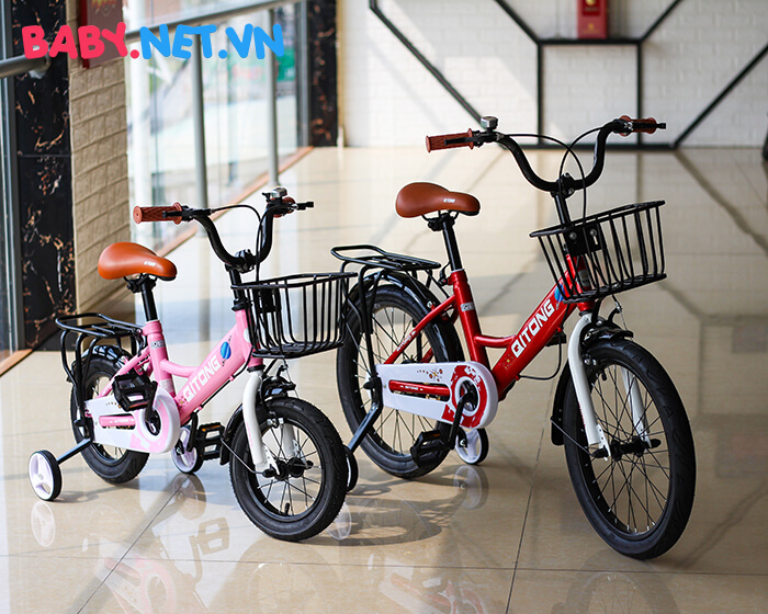 Xe đạp cho bé QiTong TNXTC-105 4