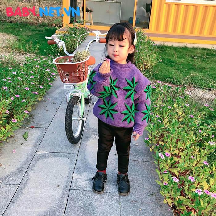 Xe đạp trẻ em Qitong TNXTC-069A 1