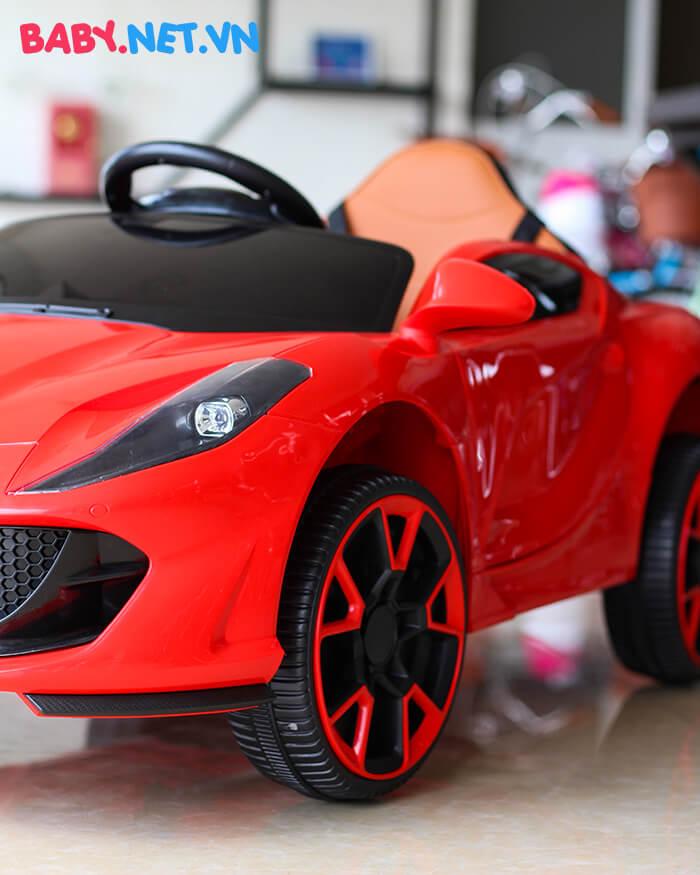 Xe hơi điện cho bé siêu sang BDQ-2199 11