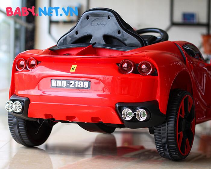 Xe hơi điện cho bé siêu sang BDQ-2199 15