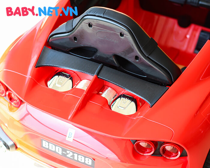 Xe hơi điện cho bé siêu sang BDQ-2199 16