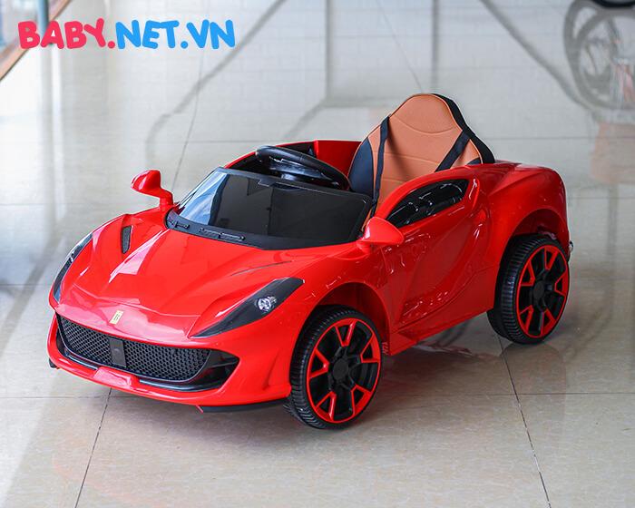 Xe hơi điện cho bé siêu sang BDQ-2199 5